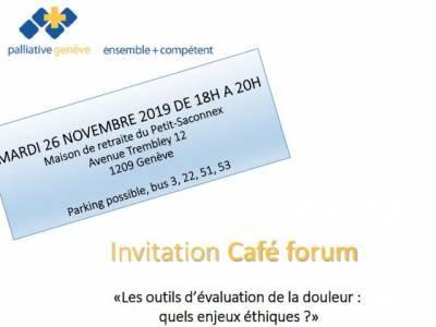 Café-forum