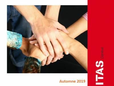 Formation Caritas - automne 2019