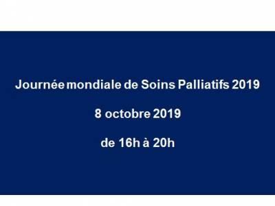 Journée mondiale des soins palliatifs 2019